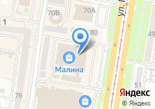 Компания «Fi-fa» на карте