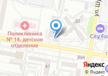Компания «Ност» на карте