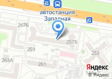 Компания «ТЕПЛОФОР» на карте