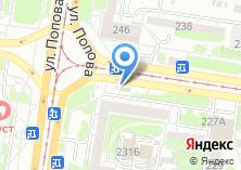 Компания «Манхеттен-Гриль» на карте