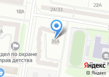 Компания «Участковый пункт полиции Отдела полиции №2 УВД по г. Барнаулу» на карте