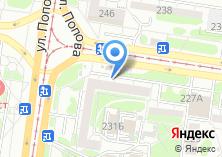 Компания «Телебыт» на карте