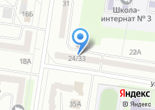Компания «БАЙТ - сервисный центр» на карте