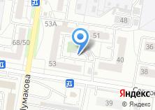 Компания «ГСК 53/1» на карте