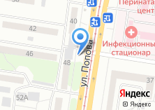 Компания «KIXX» на карте