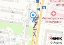 Компания «АВТО-МИНИ» на карте