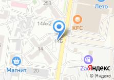 Компания «Мастерская» на карте