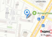 Компания «Антоль» на карте