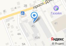 Компания «ТИМБЭ ПРОДАКШЕН» на карте