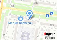 Компания «СантехСервис» на карте