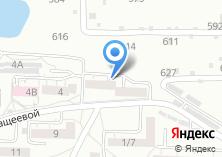 Компания «Эдельвейс» на карте