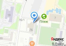 Компания «Бодифлекс-студия» на карте