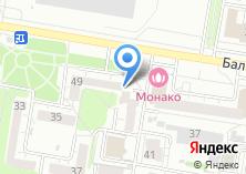Компания «Артель-Ворота» на карте