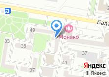 Компания «СКАЙНЕТ» на карте