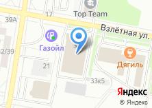 Компания «Авто Профф 22» на карте
