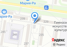 Компания «Благоустройство 2» на карте