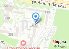 Компания «Алтайский центр остекления» на карте
