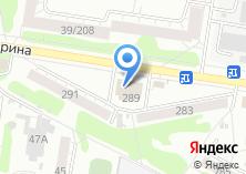 Компания «Притяжение» на карте