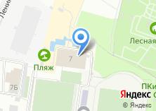 Компания «Льдинка» на карте