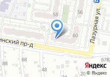 Компания «Дровник» на карте