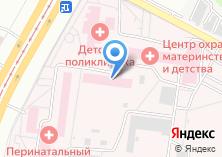 Компания «Алтайская краевая клиническая детская больница» на карте