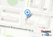 Компания «Спецтехмонтаж» на карте