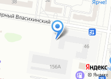 Компания «Автостоянка на Северном Власихинском проезде» на карте
