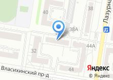 Компания «Домком» на карте