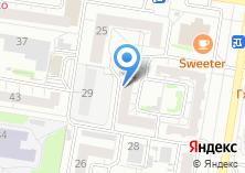 Компания «Десмос» на карте