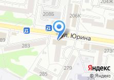 Компания «Арси Group» на карте