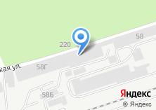 Компания «Веб Солюшнс» на карте