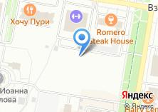 Компания «На Лазурной» на карте