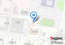 Компания «Алтайский ювелирный завод им. Демидова А.Н» на карте
