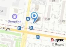 Компания «АНТЭРМ» на карте