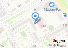 Компания «Гала» на карте