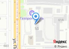 Компания «Продвижение» на карте