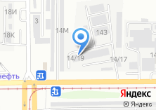 Компания «Логистик» на карте