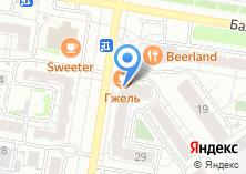 Компания «Алтайские заборы» на карте