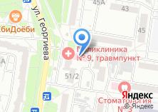 Компания «Аптека №306» на карте