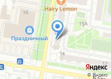 Компания «Линия интерьера» на карте