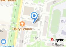 Компания «Магазин секонд-хенд одежды» на карте