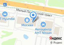 Компания «ДНС-Технопоинт» на карте