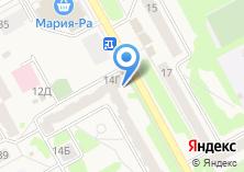 Компания «Жбанек» на карте