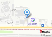 Компания «Алтайские Строительные Материалы» на карте