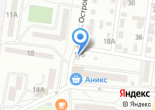 Компания «Водолей-сервис» на карте