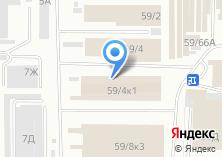Компания «Гигант магазин ковров» на карте