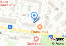 Компания «Заправка» на карте