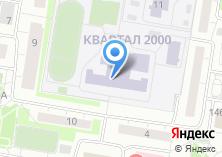 Компания «Алтайская краевая спортивная федерация Тхэквондо ИТФ» на карте