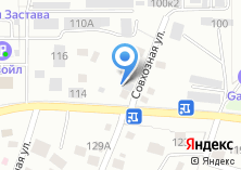 Компания «Магазин окон и дверей» на карте