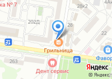 Компания «Колбасный» на карте